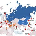 НАТО действует глобально