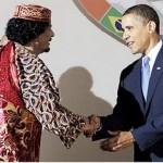 Кровавая расправа над Каддафи