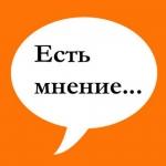 Личное мнение. Политическая жизнь в России