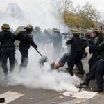 Погромы во Франции. Виновата Россия