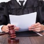 Письменные судебные акты