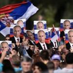 Владимир Путин в Сербии. Гордость за Россию